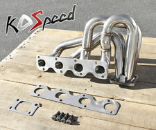 67-76 BMW 2002/2002tii 81-85 318/320 TOP MOUNT STAINLESS STEEL TURBO MANIFOLD