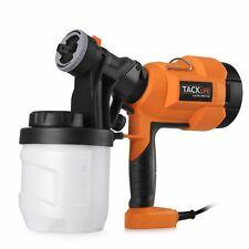 Tacklife SGP15AC Advanced Electric Spray Gun 800ml/min Paint Sprayer with Three