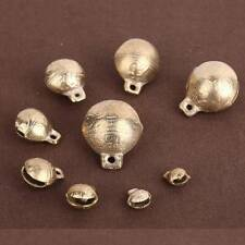 Lot 50 Mini Grelots Clochettes à Coudre 0,70cm Artisanat Inde Tha-in-dag Silver