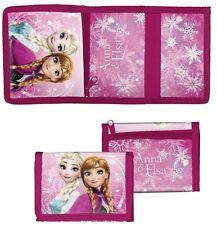 Disney Frozen Die Eiskönigin Geldbeutel Geldbörse Brustbeutel Börse Beutel