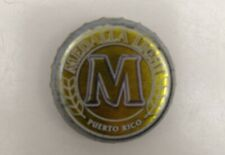 Puerto Rico Vintage  Cerveza Medalla Light  Beer Bottle Cap Crown Cap!