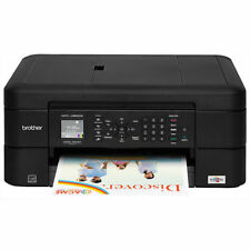 Brother MFC-J480dw Wireless All-in-One Printer-Print-Copy-Scan-Fax+INK included