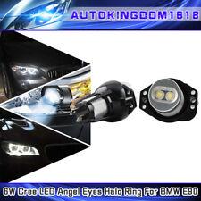 6W Angel Eyes LED Light Ring Bulb Marker for BMW E90 E91 3 Series 328i 335i 320i
