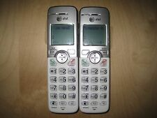 Lot of 2 At&T El52253 1.9 Ghz Cordless Expansion Handset Phone