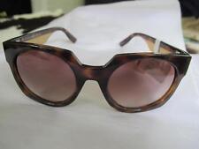 Alexander McQueen sunglasses 53-21 Tortoise shell