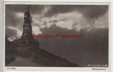 (94850) Foto AK Niederwalddenkmal, Stimmungsbild, 1933