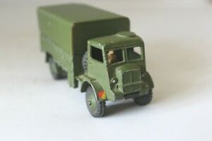 Dinky Toys Ref 623 Army Covered Wagon (Bedford QL)