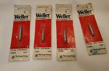 Weller Replacement Soldering Tips Fits Model Tcp1 New Old Stock Lot Of 4