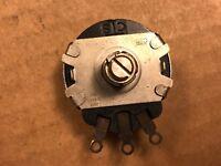 NOS Vintage CTS 10k ohm Bias Potentiometer 1957 Tube Amp Linear Pot (Qty Avail)