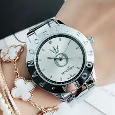 New Pandoras Watch Stainless Steel Women Watch Fashion Round Watches Gift