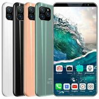 5.8 inch Smart Mobile Phone 4G+64GB Dual SIM Android 9.1 4000mAh Ultra Slim 2021