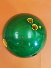Storm Bolt Bowling Ball Green/Yellow 15lbs.
