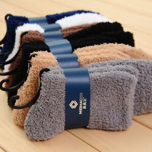 Men Women Extremely Warm Cozy Winter  Socks  Sleep Bed Floor Home Socks