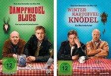 2 DVDs * DAMPFNUDELBLUES & WINTERKARTOFFELKNÖDEL - Sebastian Bezzel  # NEU OVP %