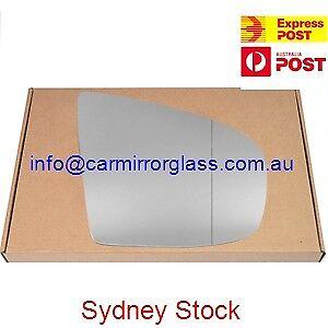 RIGHT DRIVER SIDE MIRROR GLASS FOR BMW X5 X6 E70 E71 2007 - 2013