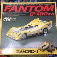 Kyosho Vintage Fantom EP-4WD Ext 1/12 CRC-II Tire ST Surbo TH Surbo Vintage JP