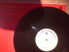 Siergiej Prokofiew - Sonata - Vinyl LP (Near Mint)