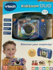 Vtech Kidizoom Duo Camera, Blue, Kids Toy Games Photo