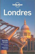 LONDRES LONELY PLANET 2012 + PARIS POSTER GUIDE