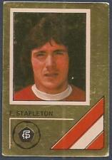 FKS 1978/79 SOCCER STARS GOLDEN COLLECTION- #012-ARSENAL-F.STAPLETON