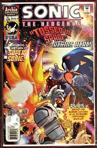 SONIC The HEDGEHOG Comic Book #126 October 2003 First Edit Bagged & Boarded MINT