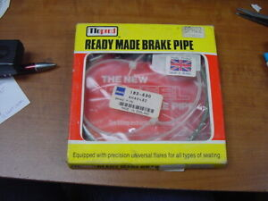 NOS Brake Pipe MGB 68-74 Rear Master Cylinder, Triumph TR3 TR4 Right Rear