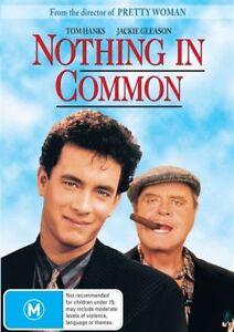 Nothing In Common (DVD, 2016) tom hanks - Jackie Gleeson - New & Sealed