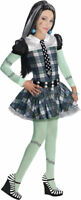 Monster High Frankie Stein Halloween Costume Size Medium 8/10 Girl Child