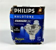 Philips Halotone Bulbs master line ES 5000H Halogen UV Block 45W 12V