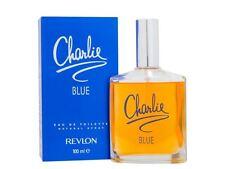 Revlon Charlie Blue Eau de Toilette 100ml For Her Femme Ladies Women EDT Perfume