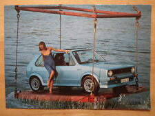 VOLKSWAGEN Golf GTI by bb Auto of Germany rare brochure - 1981 - VW