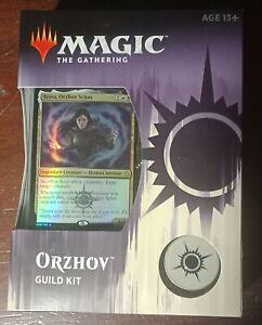 MTG Orzhov Guild kit sealed English from Ravnica Allegiance Limited print