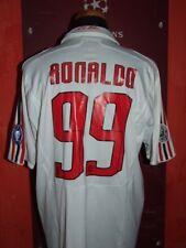 RONALDO MILAN 2007/2008 MAGLIA SHIRT CALCIO FOOTBALL MAILLOT JERSEY SOCCER