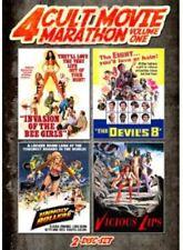 Cult Movie Marathon: Volume 1 [New DVD] Full Frame, Widescreen
