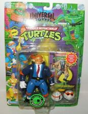 Playmates Universal Monsters Teenage Mutant Ninja Invisible Man Michaelangelo