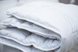 Australian Merino Wool Duvet Quilt King Size + 2 Standard Wool Pillows 500 gsm