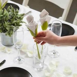 Shop-Story - Flower Napkin: 4 Towel Craft Floral