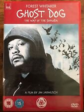 Forest Whitaker GHOST DOG: THE WAY OF THE SAMURAI ~ JIM JARMUSCH CLÁSICA GB DVD