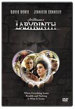 The Labyrinth NEW DVD Jim Henson, David Bowie