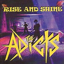 The Adicts - Rise And Shine [CD]