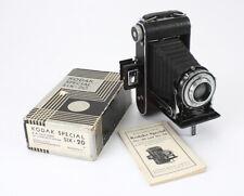 KODAK SPECIAL SIX-20, 103/4.5 KODAK ANASTIGMAT (STRONG HAZE), BOXED/cks/192926
