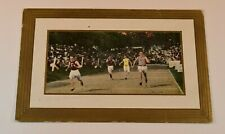 Early 1900's College TRACK and FIELD Original Postcard-Unused