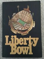 Liberty Bowl 1973 History Of Past Liberty Bowl Games