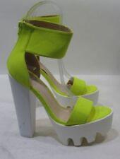 Clubwear Block Heel Pumps, Classics Heels for Women