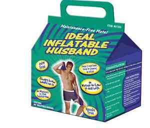 Ideal Inflatable Husband Male Blow Up Doll Hen Bachelorette Party Novelty Gift