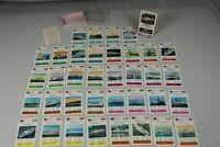 altes Karten Quartett  Schiffe 1970er J - Kartenspiel  kpl mit 36 Karten  /260