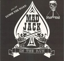 CD MAD JACK - On The Run & Down The Road / Southern Rock