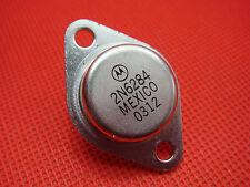10PCS, 2N6284 Audio AMP Power Transistor TO-3 100V