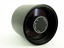 RMC Tokina SPECCHIO-Tele obiettivo 500/8 Canon FD