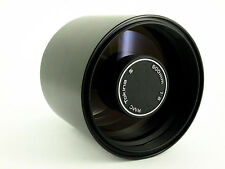 Rmc Tokina espejo-tele lente 500/8 Canon FD